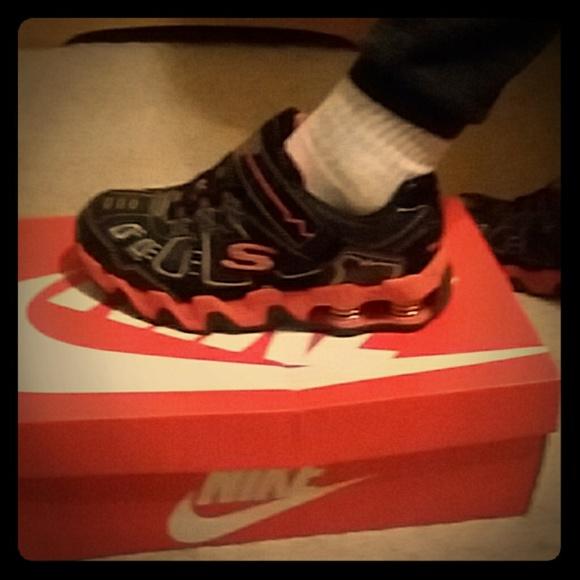 Nike off white jordans